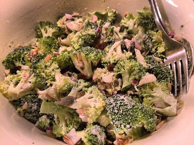 Broccoli salade van Marley Spoon