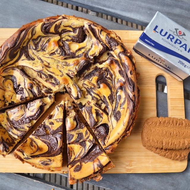Ultimate cheesecake met oreo en bastogne bodem